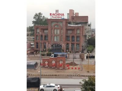 Rachna Pearl Hotel Gujranwala - Standard Bed Room