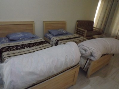 Awan Guest House - Twin single Bed Room