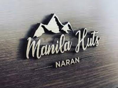 Manila Huts Naran - Deluxe Room