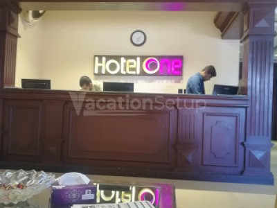 Hotel One Sukkur - Executive Bed Room