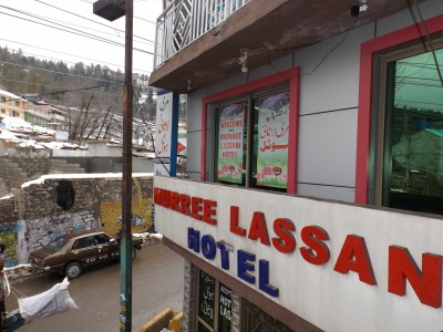 Murree Lassani Hotel - Master Bed Room