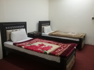 Taj Mehal Hotel - Twin Bed Room
