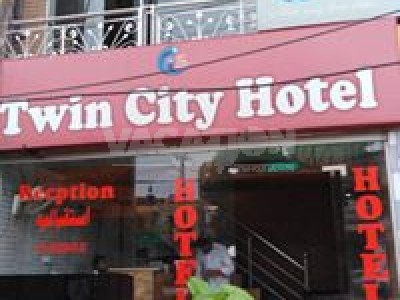 Twin City Hotel Rawalpindi - Triple Bed Room