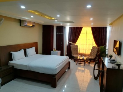 STSSMART Suites-Executive Double Room