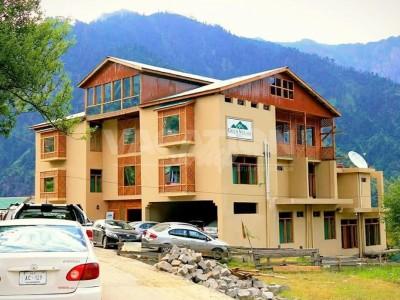 Green Village Resort Kashmir - Standard Bed Room