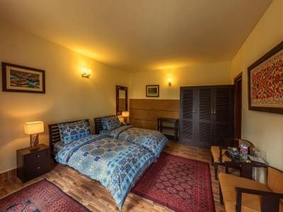 Arcadian Blue Pines Resort - Deluxe Double or Twin Room