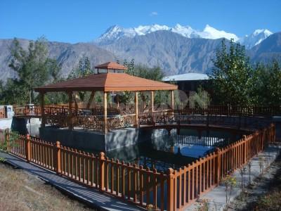 Gilgit Serena Hotel Gilgit - Deluxe Twin Room