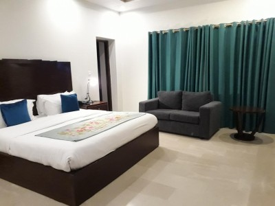 The Mont Calm hotel-Standard Double Room