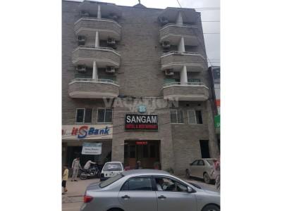 Sangam Hotel Muzaffarabad Kashmir - Twin Bed Room