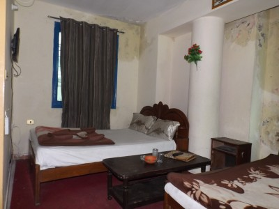 Blue Sky Hotel - Deluxe Double Room