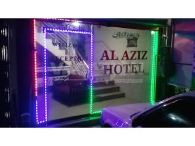Hotel Al-Aziz Rawalpindi - Twin Bed Room