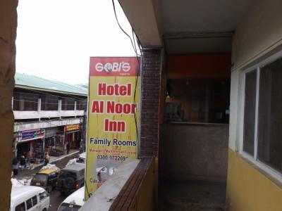 Al-Noor Inn Hotel - Deluxe Double Room