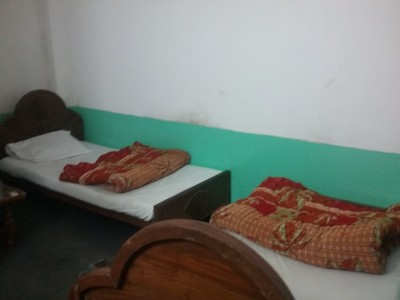 New Foreign Guest House - Twin single Bed Room