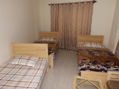 Awan Guest House - Triple Bed Room