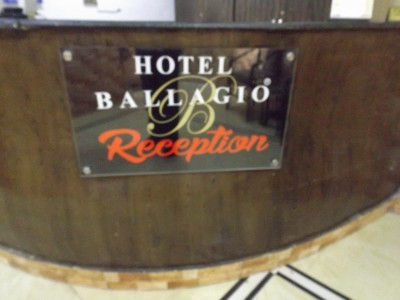 Ballagio Hotel - Triple Bed