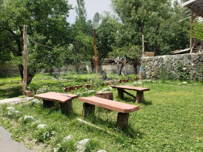 Sehrish Guest house Skardu - Twin Bed Room