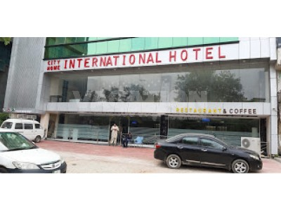 City Home International Hotel Islamabad - Deluxe Twin Room