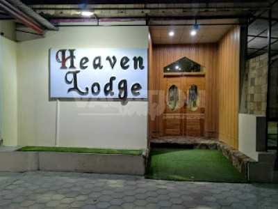 Heaven Lodge Gilgit - Twin Bed Room