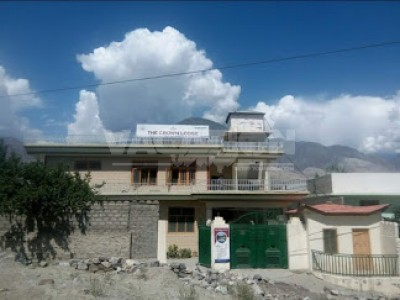 The Crown Lodge Gilgit - Twin Bed Room
