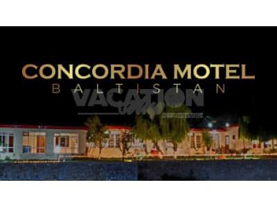 Concordia Motel Baltistan Skardu - King Suite