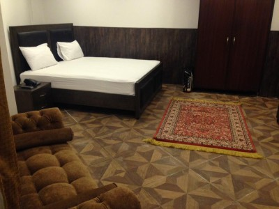 The Smart Hotel-Deluxe King Room