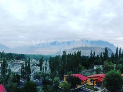 View Point Hotel & Huts Skardu - Executive Suite