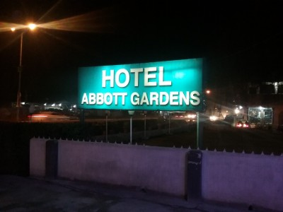 Abbott Gardens Hotel - King Size Room
