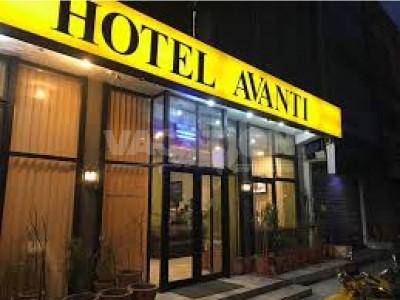 Hotel Avanti Rawalpindi - Twin Bed Room