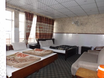 Murree International Hotel - Dual Double Bed