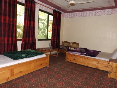 River View Hotel and Restaurant - Triple Bed Room