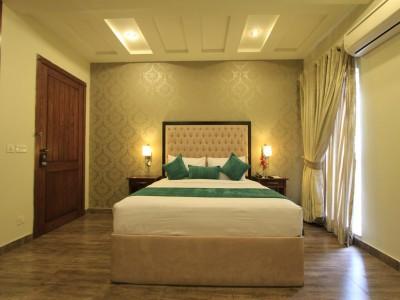 Bella View Lounge - Deluxe Double Room