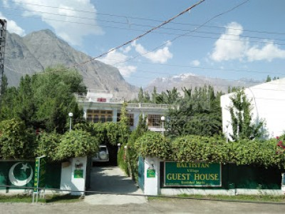 Baltistan Village Guest House Skardu - Triple Bed Room