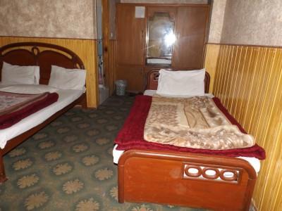 Al-Sana Hotel - Standard Double Room