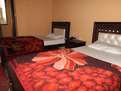Siran Valley Hotel - Twin Bed Room