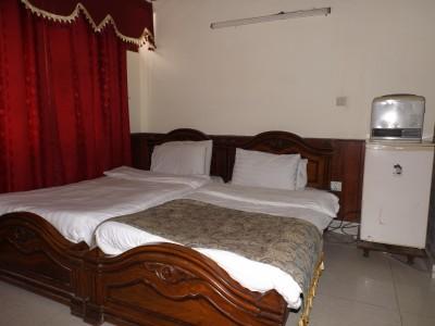 Jawa international Hotel - Twin Bed Room