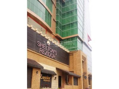 Shelton's Rezidor Peshawar - King Size Room