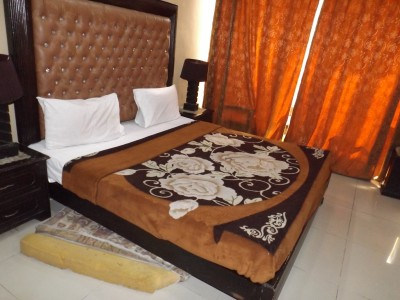 Nisa 4 Hotel Murree - Master Bed Room