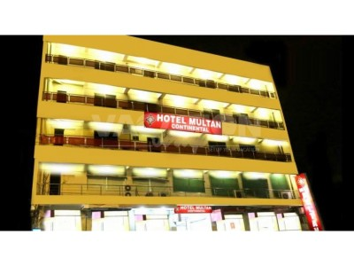 Hotel Continental Multan - Twin Deluxe Bed Room