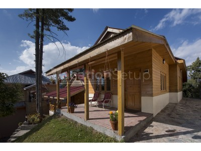 Arcadian Sprucewoods Shogran - Luxury Small Cottage