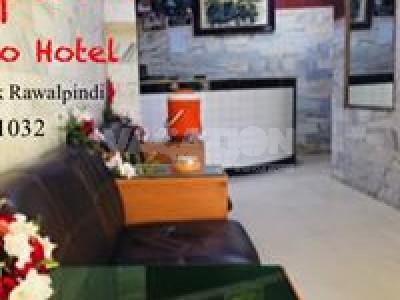 Bambino Hotel & Restaurant Rawalpindi - Deluxe Twin Room