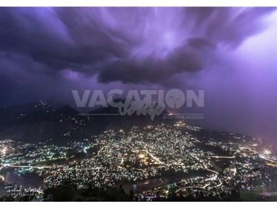 Muzaffarabad View Motel Kashmir - Family Deluxe Room
