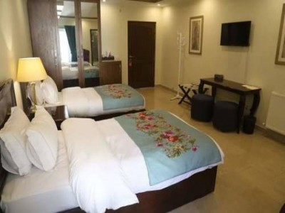 The Mont Calm  Hotel-Double or Twin Room