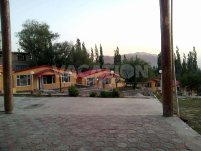 View Point Hotel & Huts Skardu - Twin Bed Room