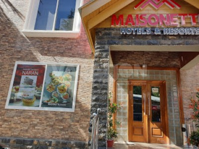 Maisonette Hotels & Resorts Naran - Suite Room