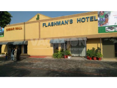 Flashman's Hotel - Suite Room