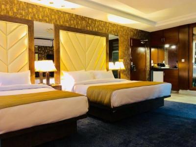 Hunain hotel - Family Suite