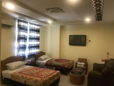 National City Hotel - Deluxe Twin Room