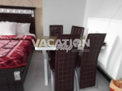 Hotel Fare Field Homes -Dual Double Bed