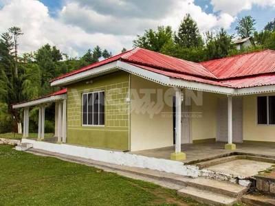 Chikar Highland Resort Kashmir - Master Bed Room