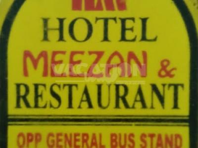 Hotel Meezan & Restaurant Swat - Deluxe Room